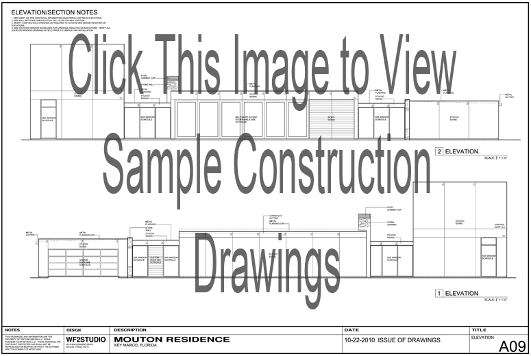 Reflected Ceiling Plan Drawings